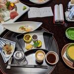 Gyokushouenarai - 夕食
