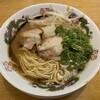武田屋 - 料理写真:とんこつしょうゆラーメン