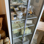 パンテーブル - 冷蔵