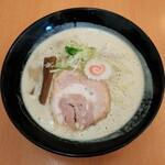 吉風  - 鶏豚骨ラーメン(700円)