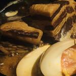 焼酎処さつま - 黒豚 角煮