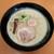 吉風  - 料理写真:鶏豚骨ラーメン(700円)