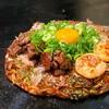お好み焼き&鉄板焼き 中々 - 料理写真: