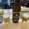 ヨネヤ - ドリンク写真:2020年6月21日  瓶ビール(サッポロ黒ラベル)