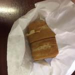 富士アイス - 料理写真:袋の中の、じまんやき。