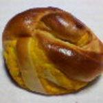13202464 - かぼちゃクリームパン