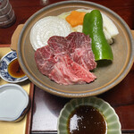 旬彩 つりばし - 料理写真:牛肉