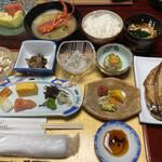 旬彩 つりばし - 料理写真:朝食