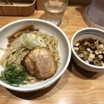 佐々木製麺所 - 料理写真:つけ麺1,000円也