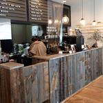 マイソールカフェ - おしゃれな店内