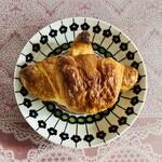 ケーズケベック - 料理写真:⚫︎表面がパリパリ、サクサクのクロワッサン♡
