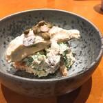 Bakuzambou - 季節野菜の白和え