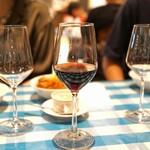 トラットリア カルネジーオ - 赤ワイン