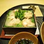 Sashakanetanaka - 料理 大山どり水炊き