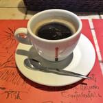 サムシング ベッラ ジョイア - コーヒー