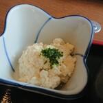 どん平 - 小鉢 豆腐
