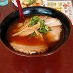 ラーメンむねちゃん - チャーシュー麺