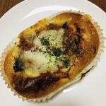 ポム・ド・テール - 料理写真:なすミート   ¥230+税なり
