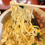 Takaesusoba - 麺のアップです。(2020.6 byジプシーくん)