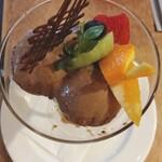 スポーティフ カフェ - チョコレートアイス