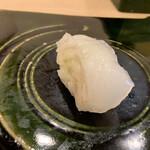 治鮨 - マコガレイ