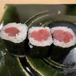 治鮨 - 巻物