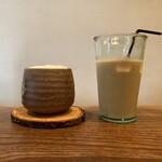 Cafe & Dining さくら - コーヒーやラテ各種