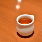 小野珈琲 - 【ホットケーキ@350円】ケーキ蜜:手作りだそう。