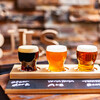 焼肉ブルズ亭 - ドリンク写真:クラフトビール始めました!うれしい飲み比べ!!