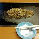 あっちゃん - 料理写真:そばめし 税込700円
