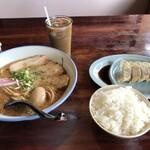 えびすラーメン - 料理写真:料理