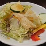 ウッドストック - サラダ