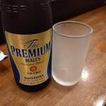 香ノ酉 -KOUNOTORI- - 【2020.6.24(水)】ザ・プレミアムモルツ(中瓶)600円