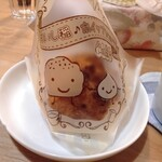 ケーキファクトリー・ホイップ - 料理写真:シュークリーム