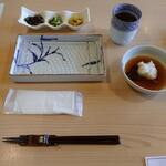 天ぷら さき亭 - ご飯 味噌汁は お代わりできます