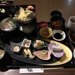 月の蔵人 - 蔵人御膳〜水無月〜(限定30食)