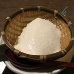 月の蔵人 - 自家製手作りざる豆腐