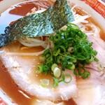 132054713 - らーめん(並・巾広麺)