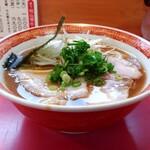 132054731 - らーめん(並・巾広麺)