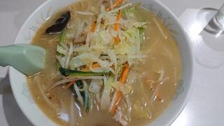 ラーメン太郎 - 野菜タンメン¥800