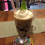cafe KO-BA - ドリンク写真:カフェゼリー オレ