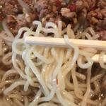 132058797 - 台湾ラーメン 麺