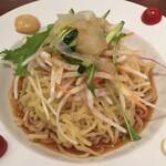 中華料理 明和酒家 - 冷やし中華