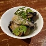 Alvino - 牡蠣の燻製オリーブオイル漬け