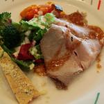 コメ・スタ - 前菜の盛り合せ。<2012_05>