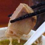 麺の坊 五月晴れ - チャーシュー♪