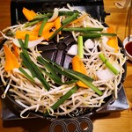 Jingisukanizakaya ricchan - ジンギスカンセット