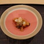 132076519 - 三河湾のあさりごはん、ほんのり温かくて柚子の良い香り
