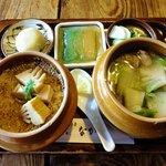 なかい - 竹の子釜めしセット