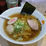 あさひ町内会 - 料理写真:「昔風らーめん+味玉」